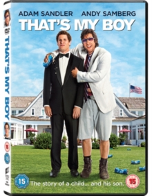 That's My Boy, DVD  DVD