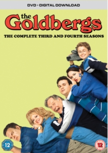 The Goldbergs: The Complete Third and Fourth Seasons, DVD DVD