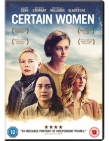 Certain Women, DVD DVD