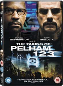 The Taking of Pelham 123, DVD DVD