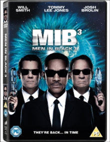 Men in Black 3, DVD  DVD