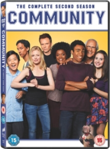 Community: The Complete Second Season, DVD DVD