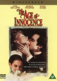 The Age of Innocence, DVD DVD