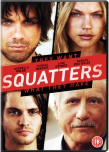 Squatters, DVD  DVD