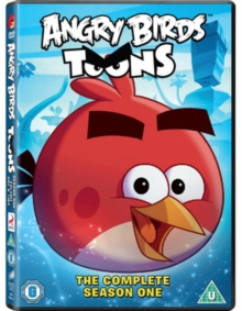 Angry Birds Toons: The Complete Season 1, DVD DVD