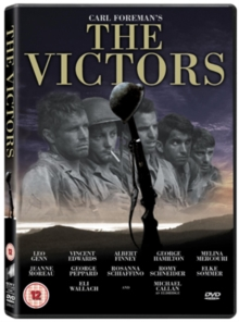 The Victors, DVD DVD