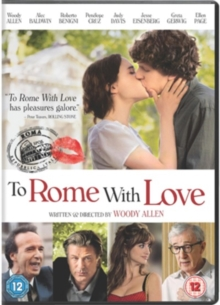 To Rome With Love, DVD  DVD