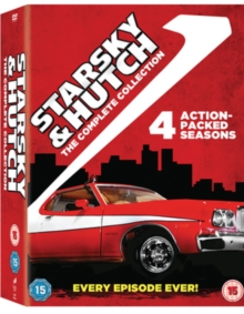 Starsky and Hutch: The Complete Collection, DVD  DVD