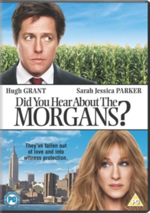 Did You Hear About the Morgans?, DVD  DVD