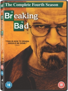 Breaking Bad: Season Four, DVD  DVD