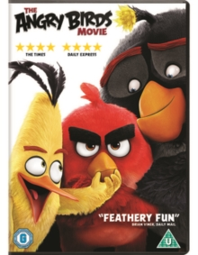 The Angry Birds Movie, DVD DVD