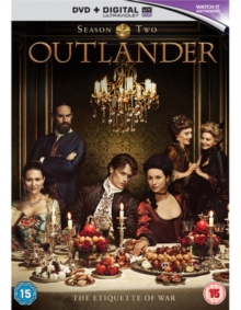 Outlander: Season Two, DVD DVD