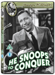 He Snoops to Conquer, DVD  DVD