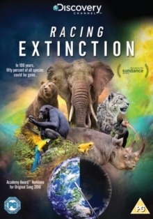 Racing Extinction, DVD DVD