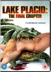 Lake Placid: The Final Chapter, DVD  DVD