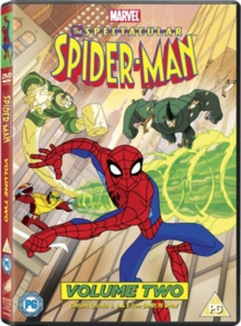 The Spectacular Spider-Man: Volume Two, DVD DVD