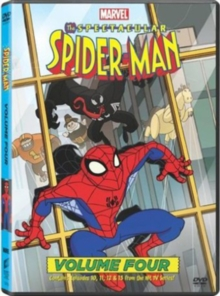 The Spectacular Spider-Man: Volume 4, DVD DVD