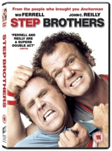 Step Brothers, DVD  DVD