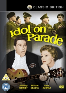 Idol On Parade, DVD  DVD