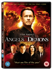 Angels and Demons, DVD  DVD