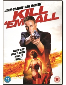 Kill 'Em All, DVD DVD