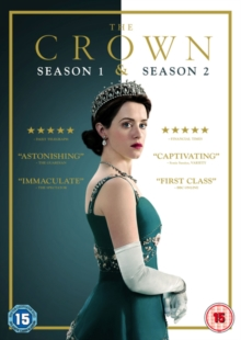 The Crown: Season One and Two, DVD DVD