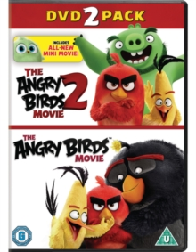 The Angry Birds Movie 1&2, DVD DVD