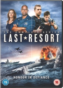 Last Resort: Season 1, DVD  DVD