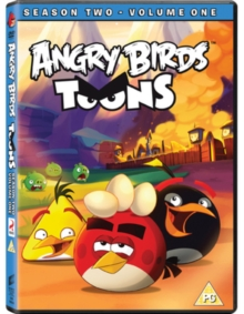 Angry Birds Toons: Season Two - Volume One, DVD DVD