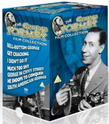 George Formby Film Collection, DVD  DVD