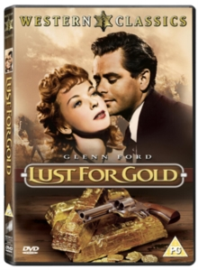 Lust for Gold, DVD  DVD