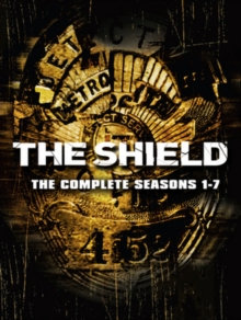 The Shield: The Complete Seasons 1-7, DVD DVD