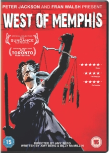 West of Memphis, DVD  DVD