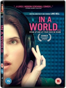 In a World..., DVD  DVD
