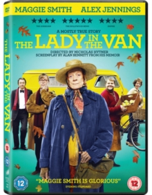 The Lady in the Van, DVD DVD