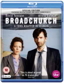 Broadchurch, Blu-ray  BluRay