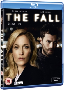 The Fall: Series 2, Blu-ray BluRay