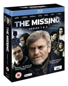 The Missing: Series 1 & 2, Blu-ray BluRay