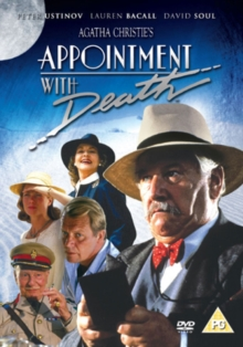 Appointment With Death, DVD  DVD