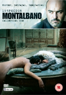 Inspector Montalbano: Collection One, DVD  DVD