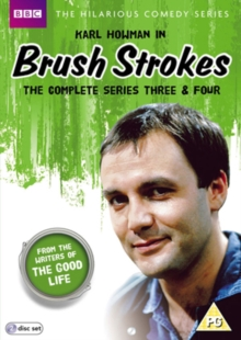Brush Strokes: Series 3 and 4, DVD  DVD