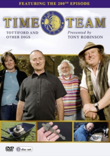 Time Team: Tottiford and Other Digs, DVD  DVD