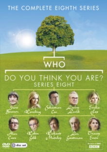 Who Do You Think You Are?: Series Eight, DVD  DVD