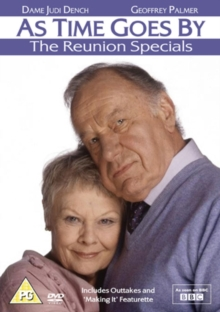 As Time Goes By: The Reunion Specials, DVD  DVD