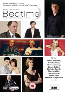 Bedtime: The Complete Series 1-3, DVD  DVD