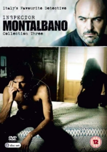 Inspector Montalbano: Collection Three, DVD  DVD