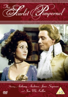 The Scarlet Pimpernel, DVD DVD
