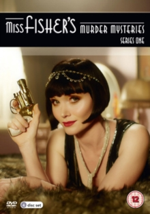 Miss Fisher's Murder Mysteries: Series 1, DVD  DVD