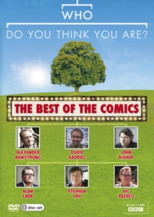 Who Do You Think You Are?: Best of the Comics, DVD  DVD