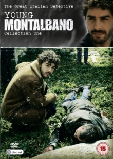 The Young Montalbano: Collection One, DVD DVD